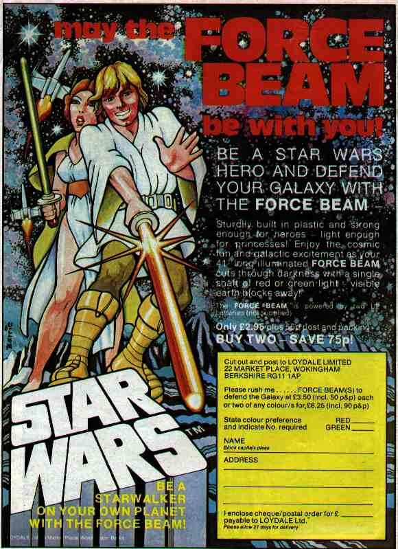 force-beam