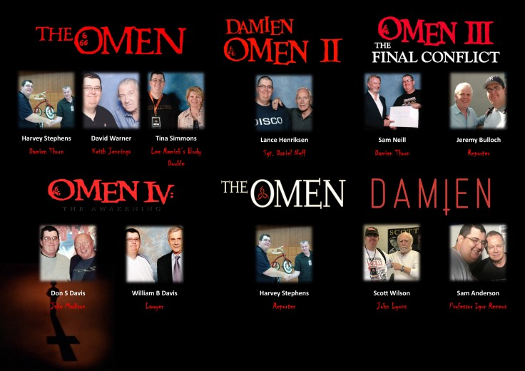 The Omen Collage