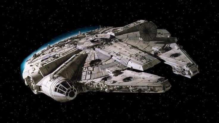 02 Millenium Falcon