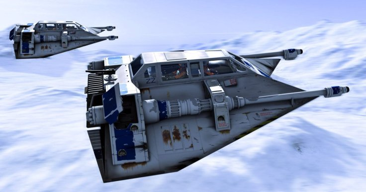 04 T47 Airspeeder