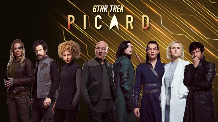 Picard Wallpaper