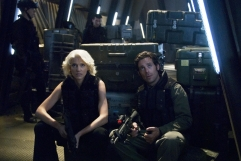 "BATTLESTAR GALACTICA -- ""Daybreak"" Episode 421-22-23 -- SCI FI Channel Photo: Carole Segal"